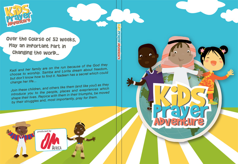 Kids Prayer Adventure