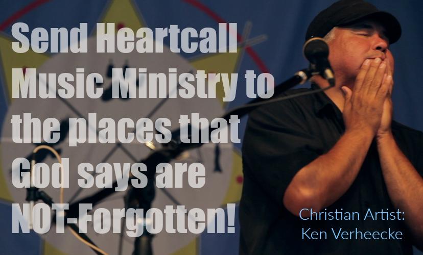 Send Ken to the NOT-FORGOTTEN!