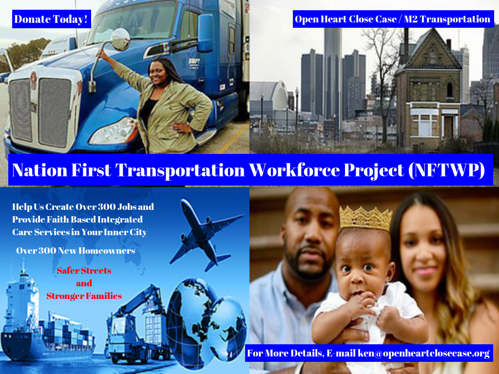 Nation First Transportation Workforce Project (NFTWP)