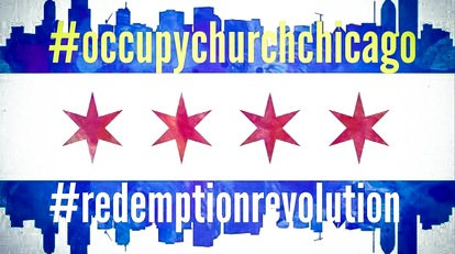 Occupychurchchicago